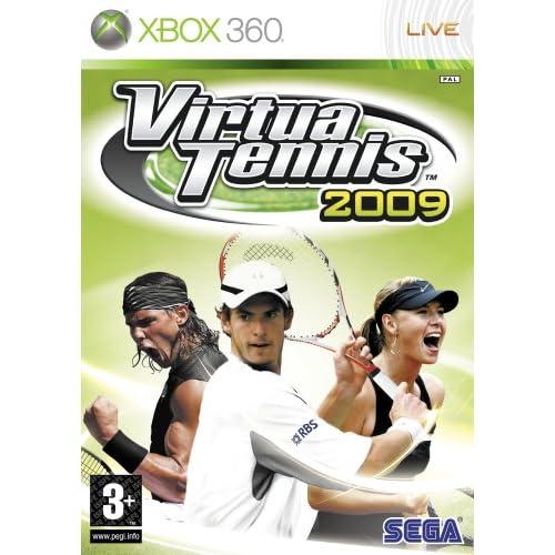 Virtua Tennis 2009 [Edizione: Regno Unito]