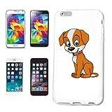 Funda para móvil compatible con Samsung Galaxy S3 Mini, diseño de cachorro de perros, cría de perros y perros