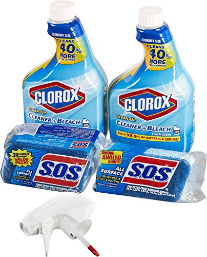 Clorox Clean-Up Bleach Spray – IN STOCK ON AMAZON!