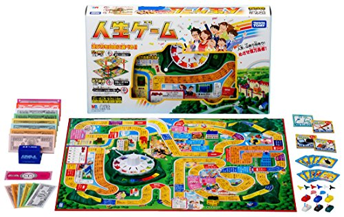 The Game of Life (Jinsei Game)