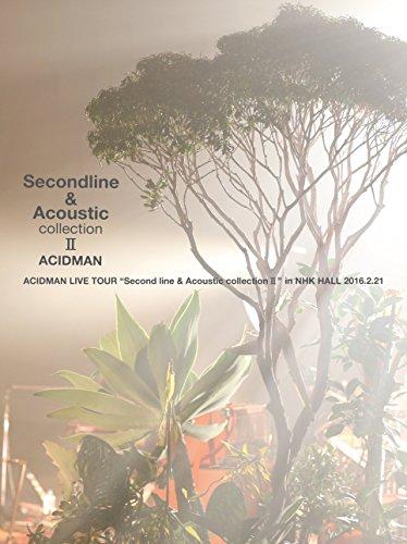 """[画像:ACIDMAN LIVE TOUR""""Second line & Acoustic collection II""""in NHKホール(初回限定盤) [DVD]]"""