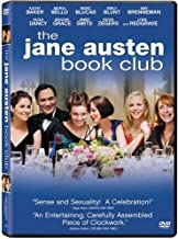 jane austen book club dvd
