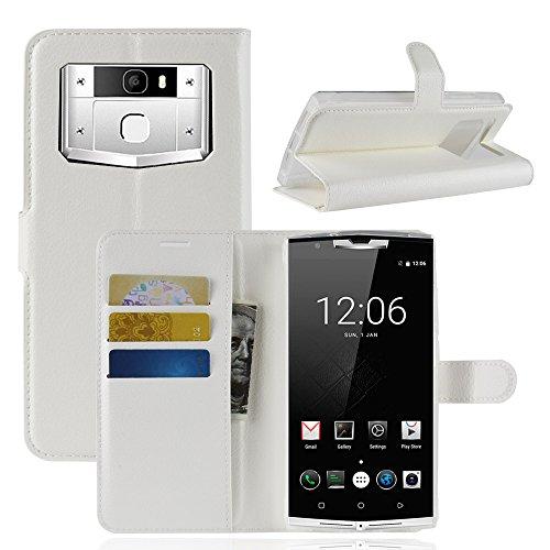 Litao-Case CN Hülle für OUKITEL K10000 pro hülle Flip Leder + TPU Silikon Fixierh Schutzhülle Case 9