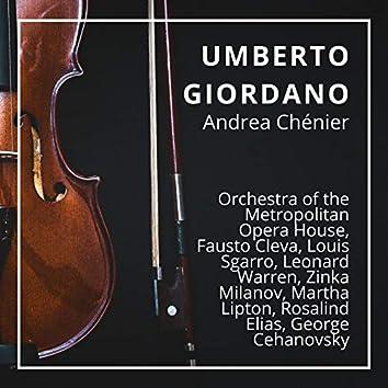 Umberto Giordano : Andrea Chénier (New York 1957)