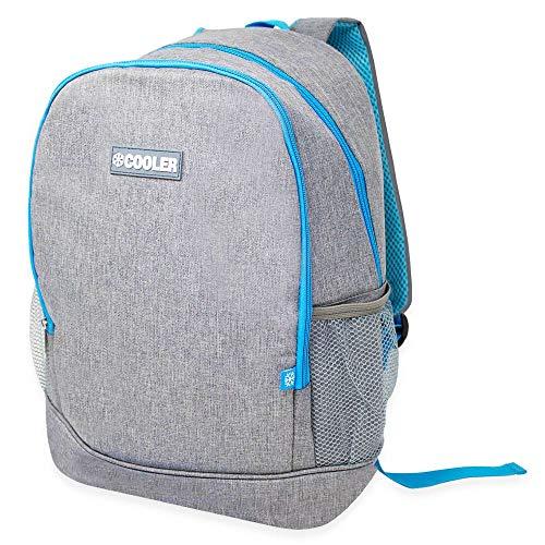 ToCi Mochila nevera de 16 litros, bolsa isotérmica, mochila térmica para picnic, camping, vacaciones, senderismo, barbacoa