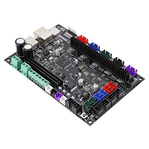 Socobeta Motherboard Better Heat Dissipation Low Power Consumption Corrosion Resistant for Engraving Machine