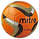 Mitre Impel Ballon d'entraînement Orange/Jaune/Noir Taille 3