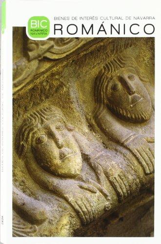 Bienes de interés cultural del románico en Navarra