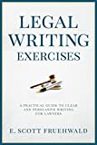 Image of Legal Writing Exercises: A Practical Guide to Clear and Persuasive Writing for Lawyers