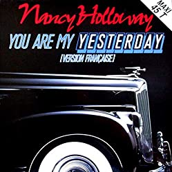 Nancy Holloway: You Are My Yesterday [12