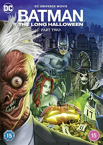 Batman: The Long Halloween Part 2 [DVD] [2021]