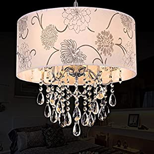 Customer reviews LED Crystal Chandelier Simple Modern Restaurant Bedroom Clothing Store Coffee Shop Study Decoration Lamps:Isfreetorrent