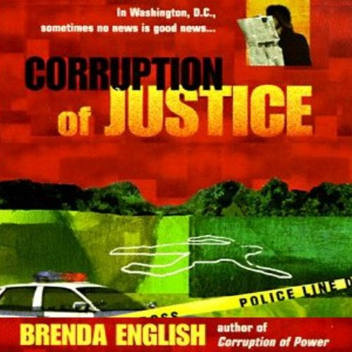 Corruption of Justice audiobook cover art