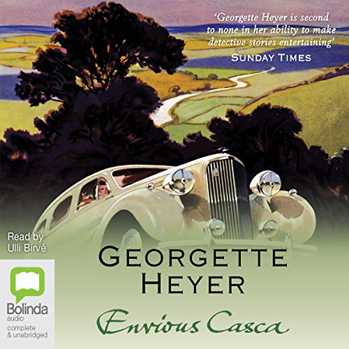 Envious Casca: Inspector Hemingway Series, Book 2 audiobook cover art