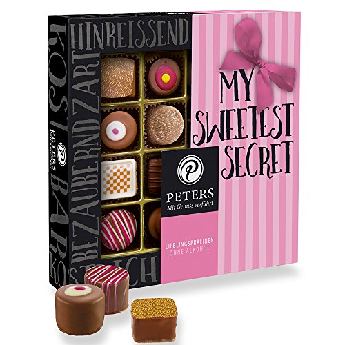 Peters - My Sweetest Secret - alkoholfreie Pralinen - 200g