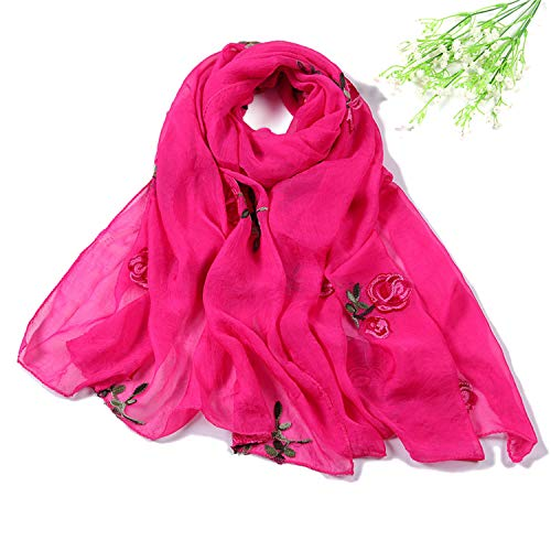 hot women scarf spring summer silk scarves shawls and wraps lady beach stoles,1