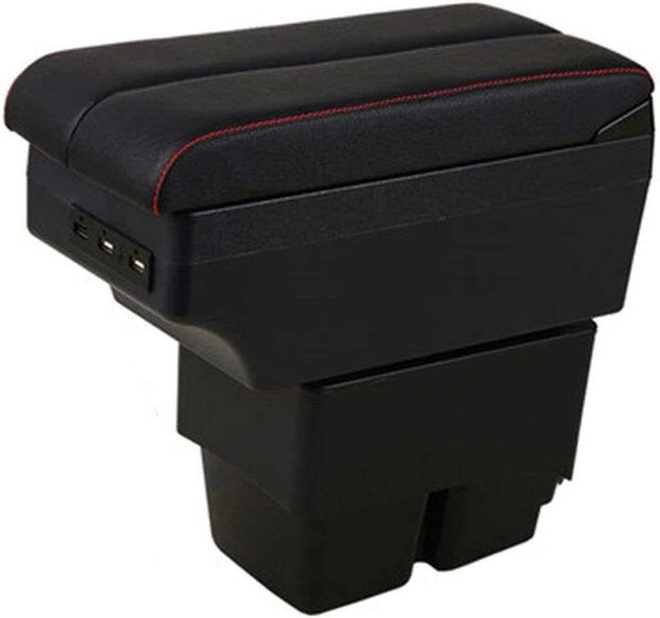Armrest Box for Ford Fiesta Central Store Super-cheap Content 2021 model St