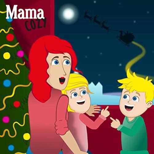 Nursery Rhymes Mama Cozy, Christmas Baby Lullabies & LL Kids Nursery Rhymes