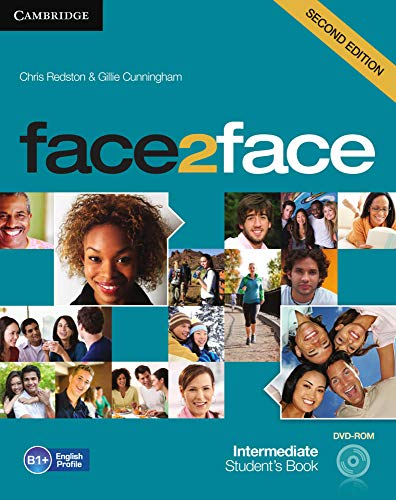 face2face (2nd edition): Intermediate. Student's Book with DVD-ROM