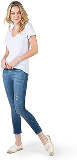 Calça Jeans Skinny Super Stone
