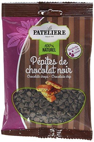 LA PATELIERE Pépites de Chocolat...