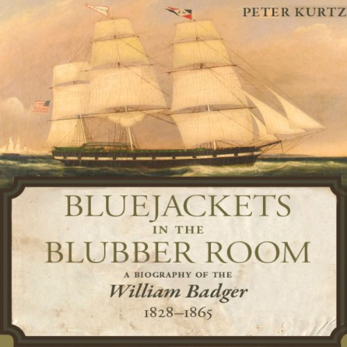Bluejackets in the Blubber Room audiobook cover art