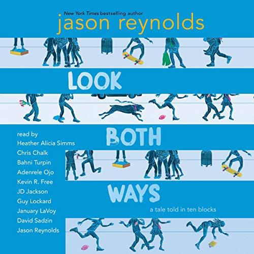 Look Both Ways audiobook cover art