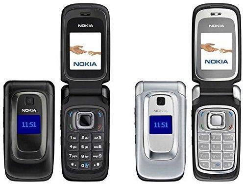 Nokia 6085gsm AT & T Quadband Funda para Funda de teléfono