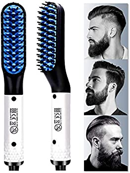 Chicare Electric Hot Comb and Beard Straightening Brush
