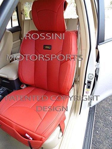 Rossini Motorsports Funda para asiento de autocaravana color gris oscuro y beige para Hymer, 2 individuales, PVC