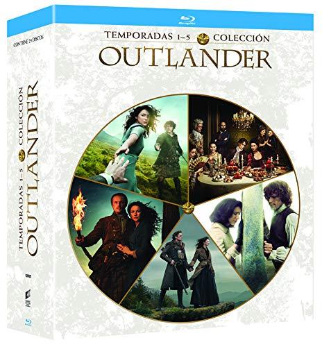 Pack: Outlander (T1 a T5)