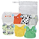 Newborn Cloth Diapers Review and Comparison