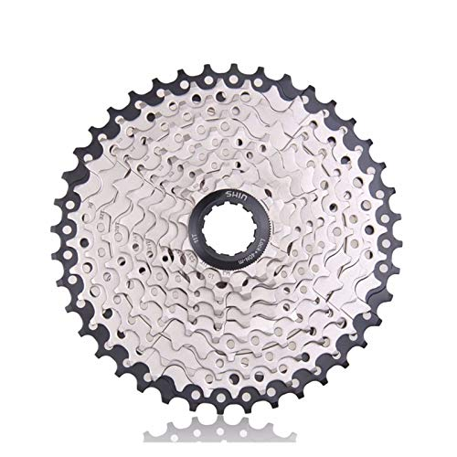 Bike Cassette 10-speed 11-40T Cassette Sprocket 10S Mountain Bike Bicycle Flywheel Parts 518g Suitable For SHIM M610 M780 X5 X7