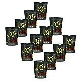 SnackOMio Knusprige Kaustange an Entenbrustfilet Premium Kausnack für Hunde, 12x70 g, 1er Pack (1 x...