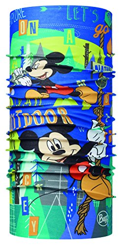 Buff Kinder Original Mickey Mouse Multifunktionstuch, Trail Multi, One Size