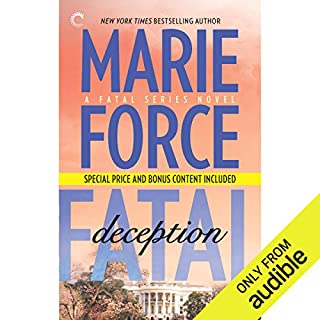 Fatal Deception audiobook cover art