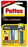 PATTEX Colle Pâte Epoxy Répar' Métal 48g