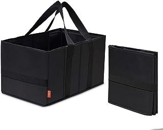 achilles, Smart-Box, Cesta/canasto Plegable de Compras, Caja Inteligente, Bolsa de Compras en Formato práctico, Carrito de Compras Cesta Plegable Cesta de Compras, 37 cm x 20 cm x 23 cm