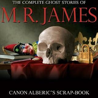 Canon Alberic's Scrap-book audiobook cover art