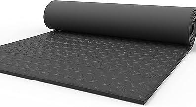 Loopbandmat 200x100cm Ruisonderdrukkende Vloerbeschermer Mat Slijtvaste Compressieve Antislip Fitness Mat Voor Fitnessappa...