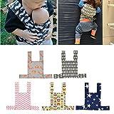 Autone Baby Puppenträger, Tragetuch, Spielzeug für Kinder, Kleinkinder, vorne hinten, Mini-Tragetasche, Geburtstag, erdbeere