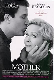 Mother Movie Poster (27 x 40 Inches - 69cm x 102cm) (1996) -(Albert Brooks)(Debbie Reynolds)(Rob Morrow)(Lisa Kudrow)(John C. McGinley)(Isabel Glasser)