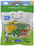 朝日工業 Family Garden ピーマン・ししとう・とうがらし肥料 200g