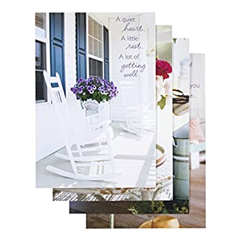 Get Well - Inspirational Boxed Cards - Sunny Days