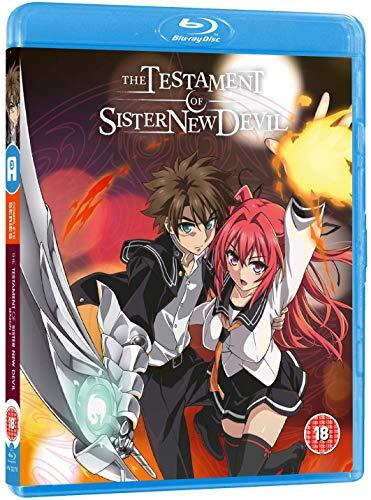 Testament of Sister New Devil - Season 1 Standard Blu-ray