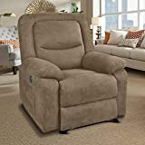 Best Electric Recliners - RELAXIXI Power Recliner Chair with Massage, Heat Review