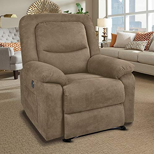 RELAXIXI Power Recliner Chair with...