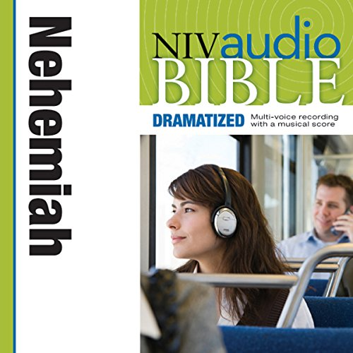Dramatized Audio Bible - New International Version, NIV: (15) Nehemiah audiobook cover art