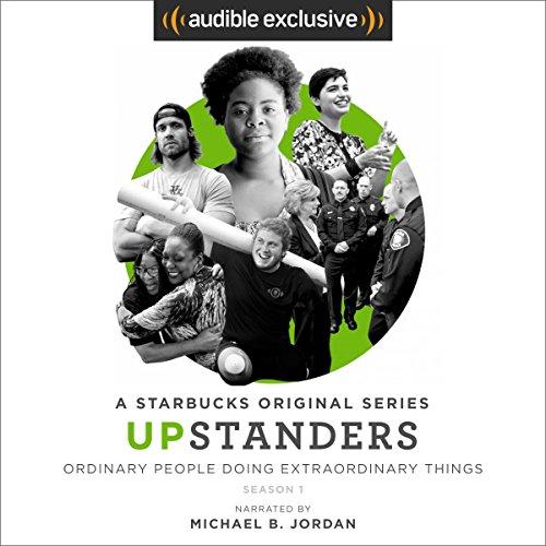 Upstanders: Season 1 (FREE) audiobook cover art