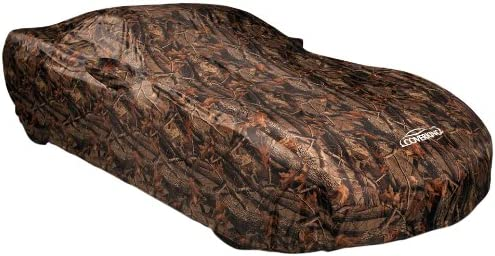 Realtree Coverking Custom Fit Car Cover for Select Toyota Cressida Models Silverguard